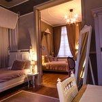 The beautiful Empire Suite