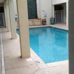 Swimming pool in Garden Apts