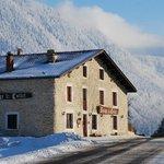 Auberge Vercors en hiver