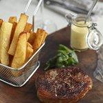 Hereford Rib Eye Steak