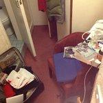 room 41, Mentone hotel