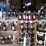Sweet wines of all flavors possible