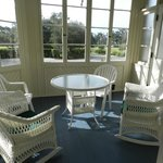 JPorch in Jekyll Is. Clubhouse room