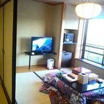 【芦ノ湖棟】和室6畳部分
