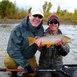20 inch Snake River Cutty in October