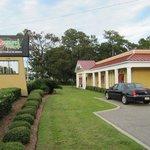 Angelo's Restaurant front porche
