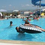 Minuscule piscine