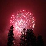 NYE fireworks show!