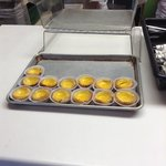 popular custard tart