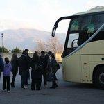 Bus to Naples and Pompeii