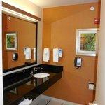 Spacious Washroom 02