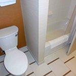 Spacious Washroom 01