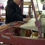 Award winning Trujillo weavers