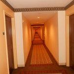 long hallways