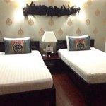 Khmer room