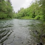 The Sol Duc River