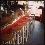 kacafe counter (no, its not a bar)(^-^)/