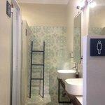 Shared bathroom for men