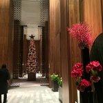 Lobby & Floral display