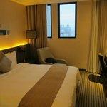907号室-寝室