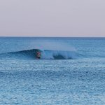 Vanuatu's best surf break