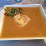 Fennel & Ravioli Soup