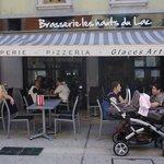 Foto de Brasserie Les Hauts du Lac