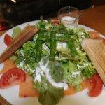 Salade Norvégienne Brasserie Les hauts du Lac - Thonon les Bains