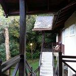 Witti Lodge view