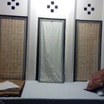 Ethnic style windows in older section oh havelli