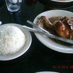Chick n Basil or Chicken n Gravy