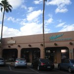 Karsen's is located in a strip mall in Old Town Scottsdale