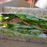 Farm Garden Sandwich