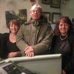 Martin Clunes visit