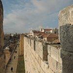 城壁めぐり