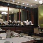buffet club Lounge