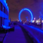 Executive room view of the London eye - worth it