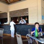 Restaurant The Beach