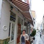 отель на улице сувенирных магазинов