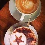 Organic fair trade barista coffees