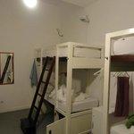 habitacion de 4 camas