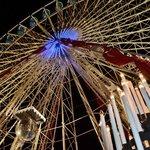 la grande roue sur la .....grand place. Lille .décembre 2013
