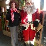 Régine et le Père Noël