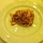 Vorspeise (Lasagne)