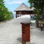 To the water villas