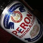 Peroni Nastro Azzurro - recently introduced at Columbia Taverna