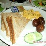 Breakfast of Vigan Loganisa
