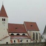 Kirche in Friedersbach (850 Jahre alt)