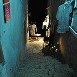 night in Rovinj