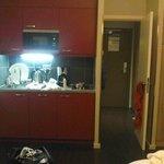 Cucinino in camera